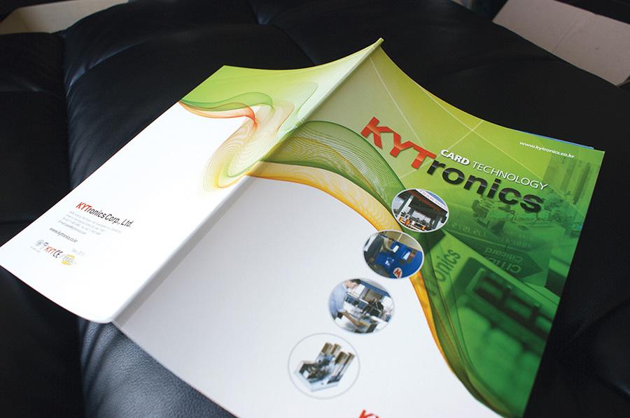 키트로닉스기업제품 카타로그 제작의뢰는 제품카탈로그 디자인 편집 제작 전문업체 더레이아웃 입니다