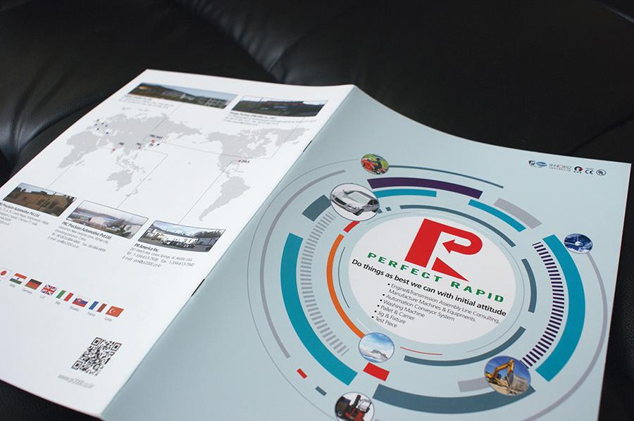 피알기업제품 카타로그 제작의뢰는 제품카탈로그 디자인 편집 제작 전문업체 더레이아웃 입니다